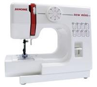 Máquina de Costura Doméstica Janome Sew Mini