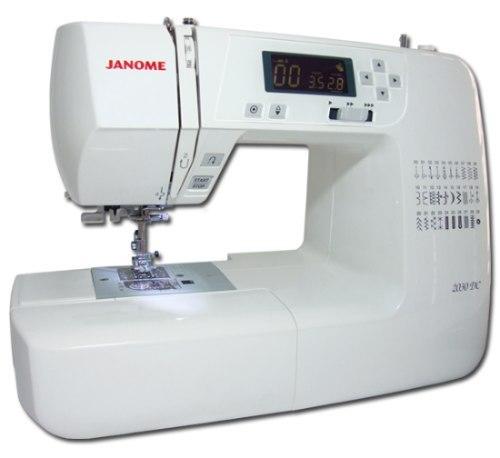 Máquina de Costura Doméstica, Eletrônica, Janome - 2030QDC