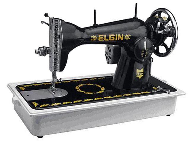 Máquina de Costura Doméstica Reta Elgin Standard B3