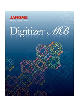 Software para Criação de Bordados da Janome