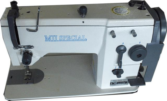 Máquina de Costura Reta e Zig Zag de 03 Pontos, Mil Special
