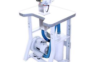 Máquina de Arrematar Linha de 01 Cabeça para Tecidos Leves