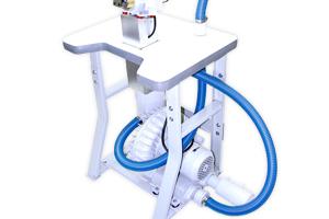Máquina de Arrematar Linha de 01 Cabeça para Tecidos Pesados