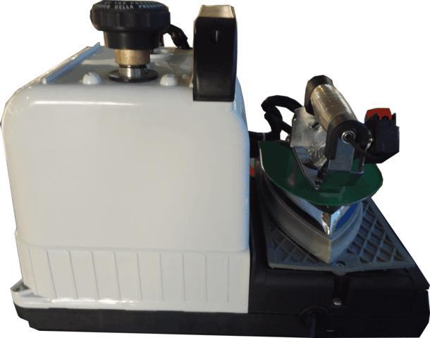 Mini Caldeira de Vapor com Ferro Industrial, Mil Special