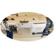 Máquina de 2 Agulhas Barra Fixa Lançadeira Grande Mil Special