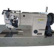 Máquina de 02 Agulhas Barra Móvel Lançadeira Grande Mil Special