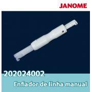 Enfiador de Linha Manual da Janome