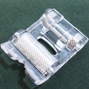 Calcador para Costurar Plástico, Couro ou Vinil - Janome
