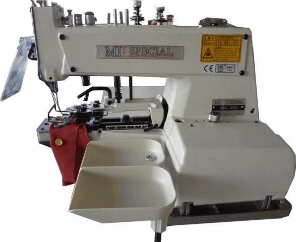 Máquina de Pregar Botão Mil Special