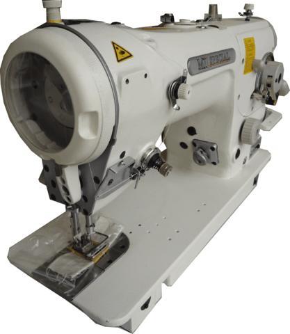 Máquina de Costura, Zig Zag Industrial, 02 e 03 Pontos, Mil Special