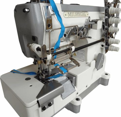 Máquina de Costura Galoneira BT para Pregar Elástico Mil Special