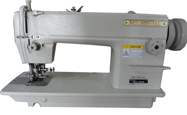 Máquina de Costura Reta Industrial com Refilador Mil Special