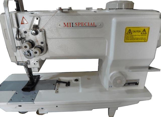 Máquina de Transporte Triplo Plana 1 Agulha Mil Special