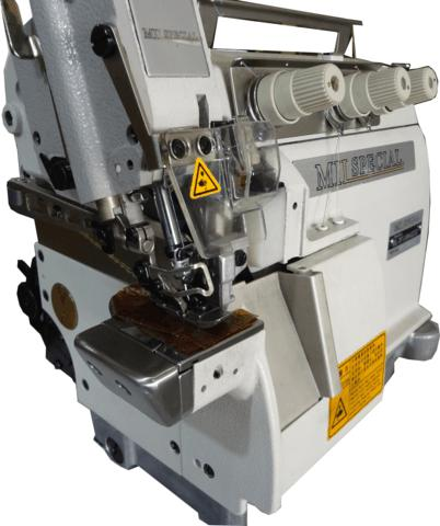Overlock Industrial 3 Fios Cilíndrica Mil Special