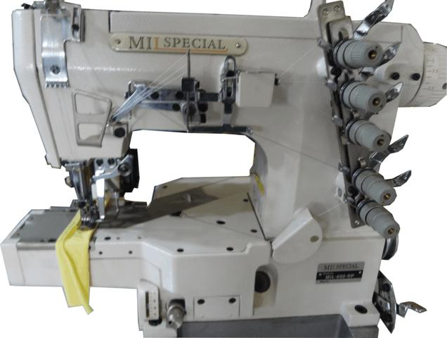 Máquina Galoneira (Colarete), Base Cilíndrica com Catraca, Mil Special