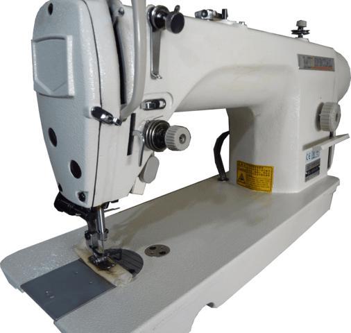 Máquina de Costura Reta, Eletrônica, Direct Drive, Mil Special