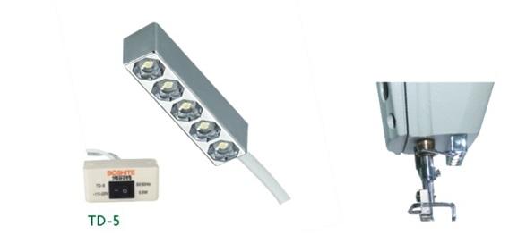 Luminária LED para Máquina de Costura