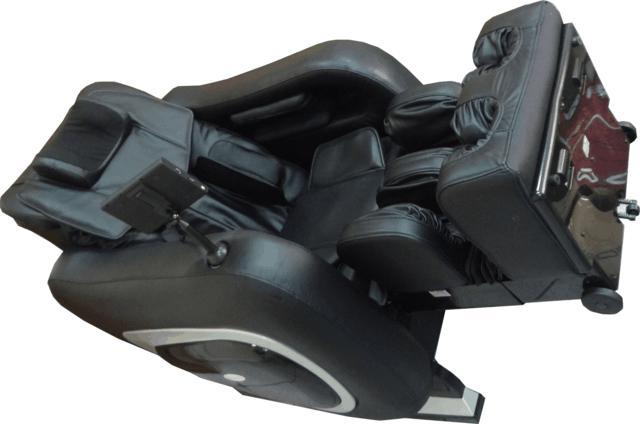 Poltrona de Massagem em Couro com 24 Air Bags, Mil Special