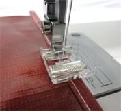 Calcador para Costurar Plástico, Couro e Vinil para 2008 Janome