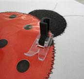 Calcador para Maquina Sew mini, Janome