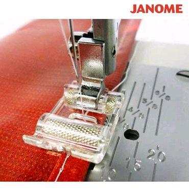 Calcador Janome para Plástico, Vinil e Couro - Máq. Elétricas
