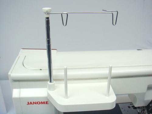 Porta Fio de 02 Cones para Janome 7700