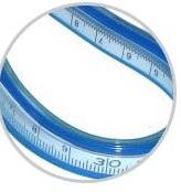 Régua Flexível 30cm