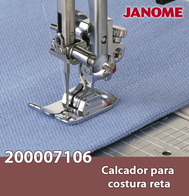 Calcador Para Costura Reta - Janome