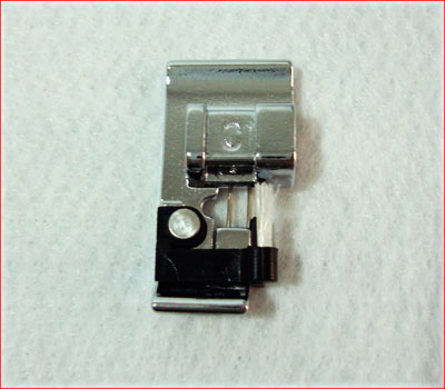 Calcador (C) para Ponto tipo Overlock da Janome Convencionais