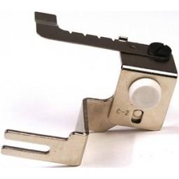Calcador para Aplicação de Elástico - Overlock Janome
