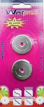 Lâmina para Cortador Circular de 28mm, WestPress
