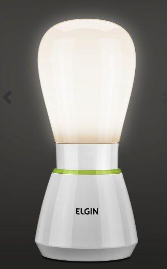 Luminária de Mesa LED Lumi Comfort - Elgin