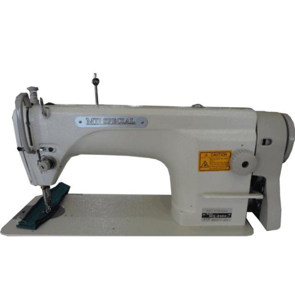 Máquina de Costura Reta Industrial 110V com Motor Di Mil Special