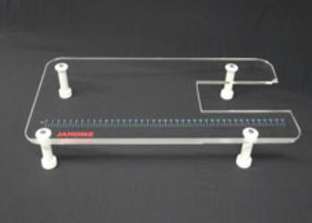 Mesa Extensora - Modelos 8077 / 4100QDC - Transparente, Janome