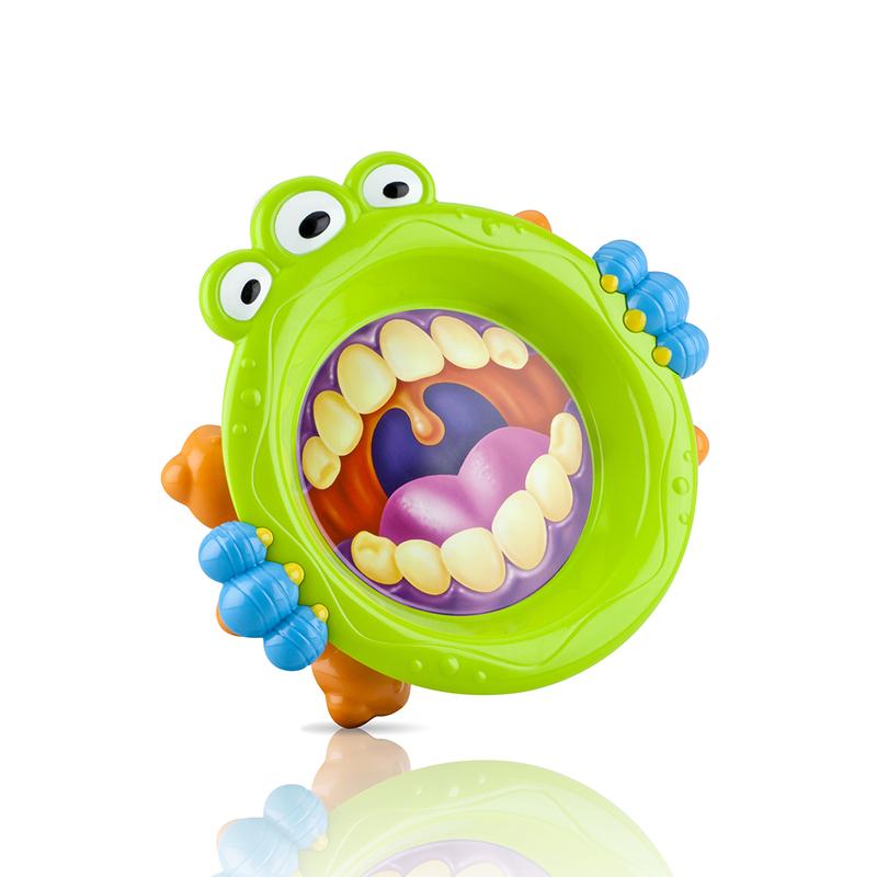 Pratinho Monstro Nûby