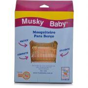 MOSQUITEIRO P/BERÇO MUSKY BABY
