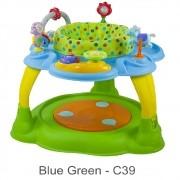 CENTRO DE ATIVIDADE BURIGOTTO PLAYMOVE-BLUE GRENN