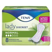 ABSORVENTE GERIATRICO TENA LADY NORMAL C/8