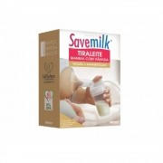 BOMBA MANUAL TIRA LEITE THE BESTMILK SAVEMILK