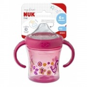 COPO MY FIRST GIRL 6+ MESES ANTI. NUK 200ML