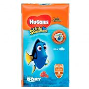 FRALDA HUGGIES LITTLE SWIMMERS M C/11