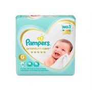 FRALDA PAMPERS PREMIUM CARE G C/30