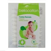 HASTES FLEXIVEIS BELLA COTTON BABY C/50