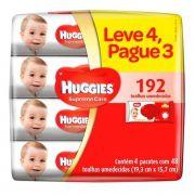 LENÇOS UMED. HUGGIES SUPREME CARE C/48 LV 4 PG 3