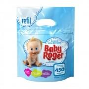 LENÇOS UMEDECIDOS BABY ROGER REFIL 450