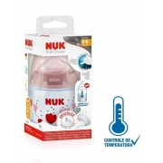 MAMADEIRA NUK FC TEMP. CONTROL 150 ML GIRL S1