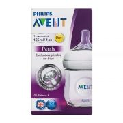 MAMADEIRA PETALA 125 ML/4 OZ BRANCA PHILIPS AVENT