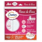 PANOS DE BOCA BORDADOS CREMER 35X35 C/3 FEM