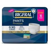 ROUPA INTIMA BIGFRAL PANTS PREMIUM G/XG C/16
