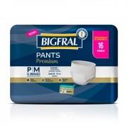 ROUPA INTIMA BIGFRAL PANTS PREMIUM P/M C/16